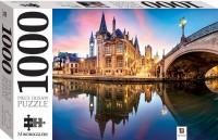 Gent, Belgium 1000 Piece Jigsaw