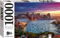 Sydney Harbour Bridge, Australia 1000 Piece Jigsaw