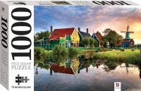 Zaandam, Holland 1000 Piece Jigsaw