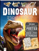 Dinosaurs Sticker Atlas