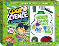 Cool Science Experiments Kit with Slime Glue