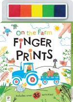 On the Farm Finger Prints Kit