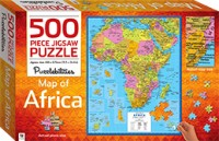 Puzzlebilities: Map of Africa