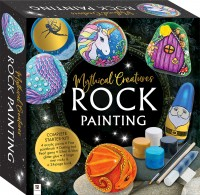 Mythical Creatures Rock Painting Box Set