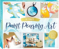 Ultimate Paint Pouring Art Box Set