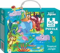 Junior Jigsaw Series 3: Tropical Jungle