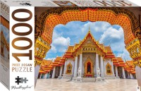 Mindbogglers Series 14: Marble Temple, Thailand
