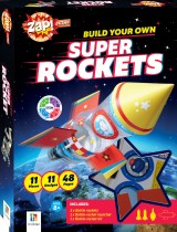 Zap! Extra: Build Your Own Super Rockets