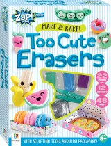 Zap! Extra: Too Cute Erasers