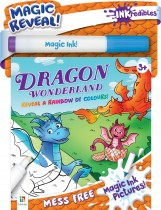 Inkredibles: Magic Ink Pictures Dragon Wonderland