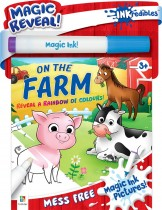 Inkredibles: Magic Ink Pictures On the Farm