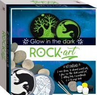 Glow in the Dark Rock Art Mini Kit