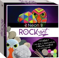 Neon Rock Art Mini Kit