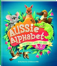 Bonney Press Aussie Alphabet (hardback)
