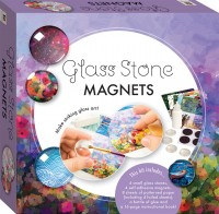 Glass Stone Magnets (2020 Ed)