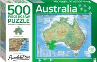 Puzzlebilities: Australia 500 Piece Jigsaw Puzzle