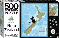 Puzzlebilities: New Zealand 500 Piece Jigsaw