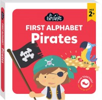Junior Explorers®: First Alphabet Pirates (board book)