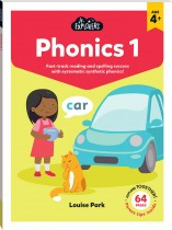 Junior Explorers: Phonics Stage 1