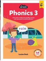 Junior Explorers: Phonics 3