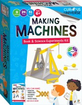 Curious Universe Kids: Making Machines