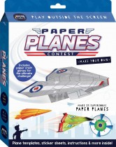 Curious Craft: Make Your Own Paper-Planes Contest
