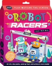 Curious Craft: Make Your Own Robot Racers
