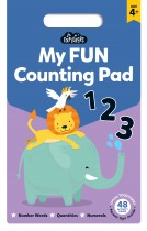 Junior Explorers: My Fun Counting Pad