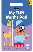 Junior Explorers: My Fun Maths Pad