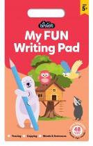 Junior Explorers: My Fun Writing Pad