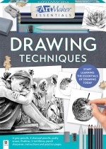 Art Maker Essentials: Drawing Techniques Kit