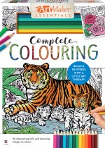 Art Maker Essentials: Complete Colouring Kit