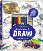 Kaleidoscope: Awesome Things to Draw