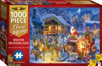 Winter Wonderland 1000-piece Jigsaw