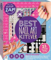 Super Zap! Best Nail Art Kit Ever