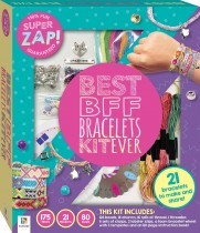 Super Zap! Best BFF Bracelets Kit Ever