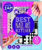 Super Zap! Best Nail Art Kit Ever