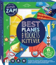 Super Zap! Best Planes & Rockets Kit Ever