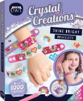 Curious Craft Crystal Creations: Shine Bright Bracelets