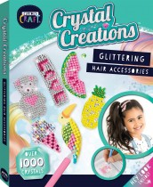 Curious Craft Crystal Creations: Glittering Hair Accessories