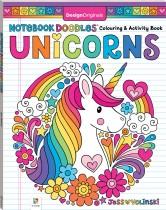 Notebook Doodles: Unicorns