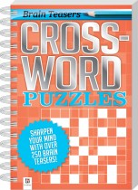 Brain Teasers S3: Crossword Puzzles (2020 ed)
