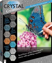 Crystal Creations: Butterfly