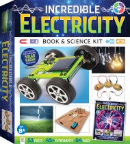 Science Kit: Incredible Electricity