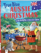 True Blue Aussie Christmas Colouring Collection