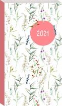 2021 Slimline Diary: Native Floral