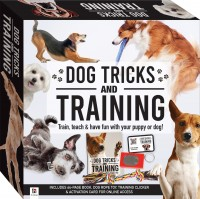 Dog Tricks and Training Box Set