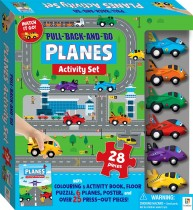 Pull-Back-and-Go Kit: Planes