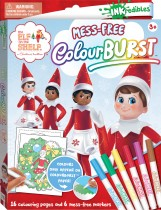 Inkredibles: Elf On the Shelf Colour Burst