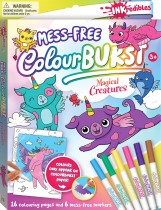 Inkredibles: Magical Creatures Colour Burst